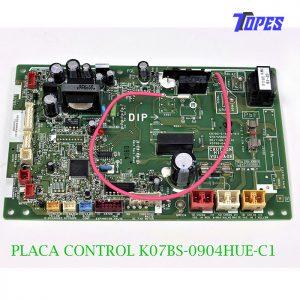 PLACA CONTROL K07BS-0904HUE-C1