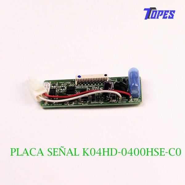 PLACA SEÑAL K04HD-0400HSE-C0
