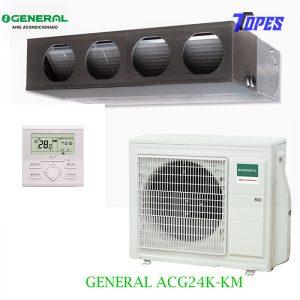 Aire acondicionadoGeneral ACG24K-KM
