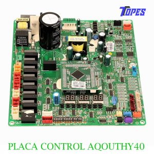 PLACA CONTROL AQOUTHY40