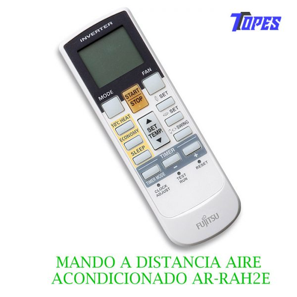 MANDO A DISTANCIA AIRE ACONDICIONADO AR-RAH2E