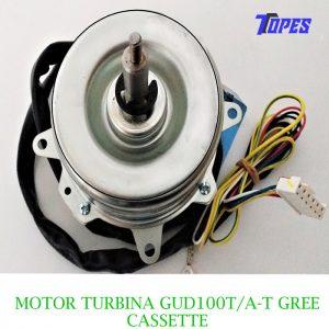 MOTOR TURBINA GUD100T/A-T GREE