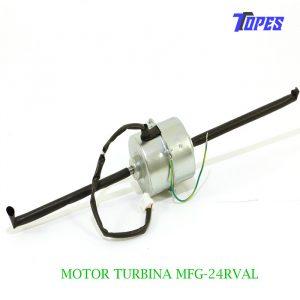 MOTOR TURBINA MFG-24RVAL
