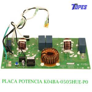 PLACA POTENCIA K04BA-0505HUE-P0