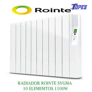 RADIADOR ROINTE SYGMA10 ELEM. 1100W