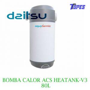 BOMBA CALOR ACS HEATANK-V3 80L