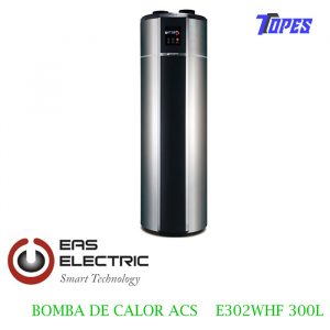 BOMBA DE CALOR ACS EAS ELECTRIC E302WHF 300L
