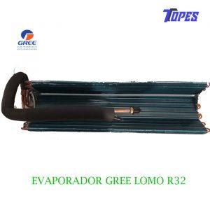 EVAPORADOR GREE LOMO R32