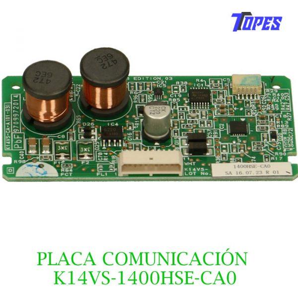 PLACA COMUNICACIÓN K14VS-1400HSE-CA0