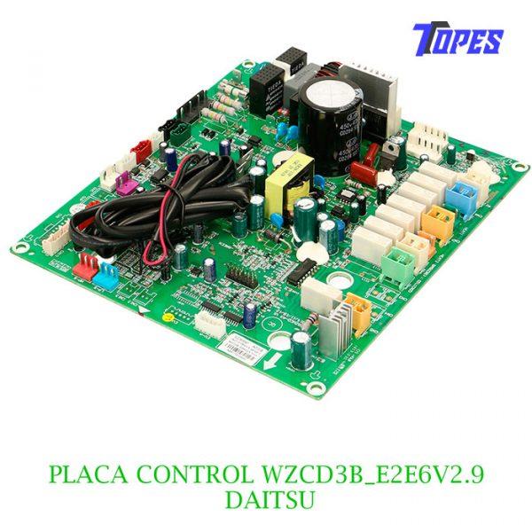 PLACA CONTROL WZCD3B_E2E6V2.9