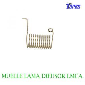 MUELLE LAMA DIFUSOR LMCA