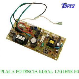 PLACA POTENCIA K06AL-1201HSE-P0