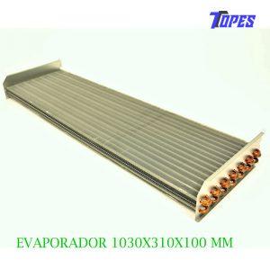 EVAPORADOR 1030X310X100 MM