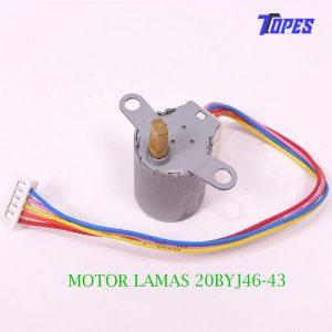 MOTOR LAMAS 20BYJ46-43