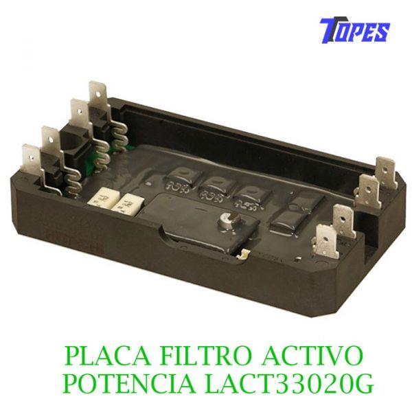 PLACA FILTRO ACTIVO POTENCIA LACT33020G