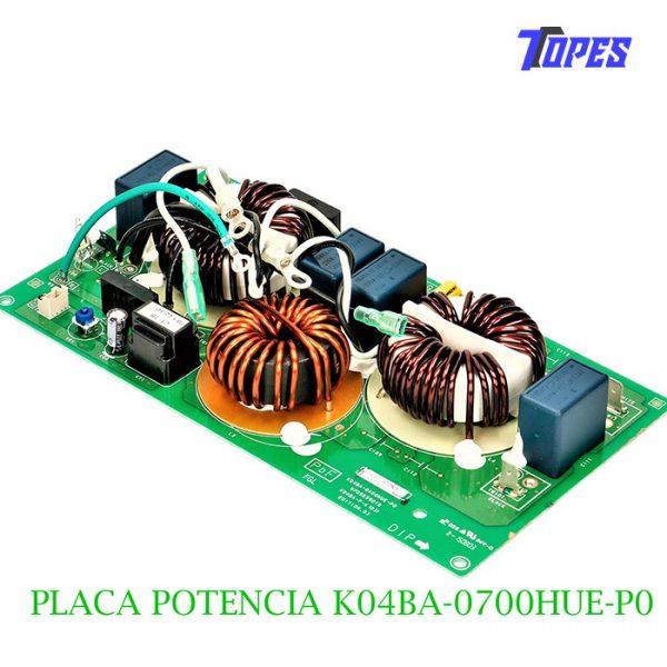 PLACA POTENCIA K04BA-0700HUE-P0