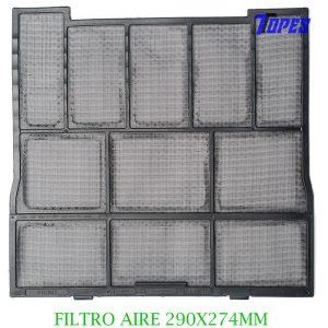 FILTRO AIRE 290x274mm