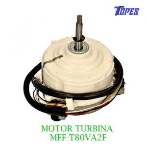 MOTOR TURBINA MFF-T80VA2F
