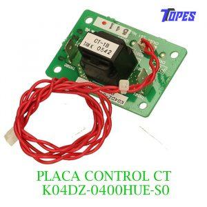 PLACA CONTROL CT K04DZ-0400HUE-S0