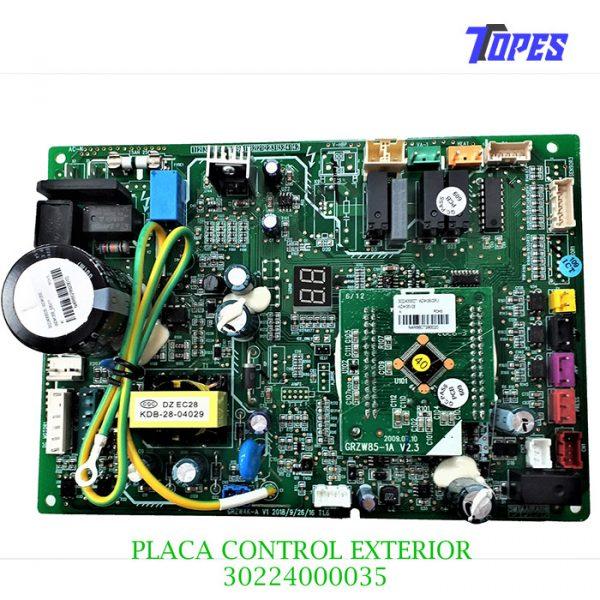PLACA CONTROL EXTERIOR MUCR-48-H3