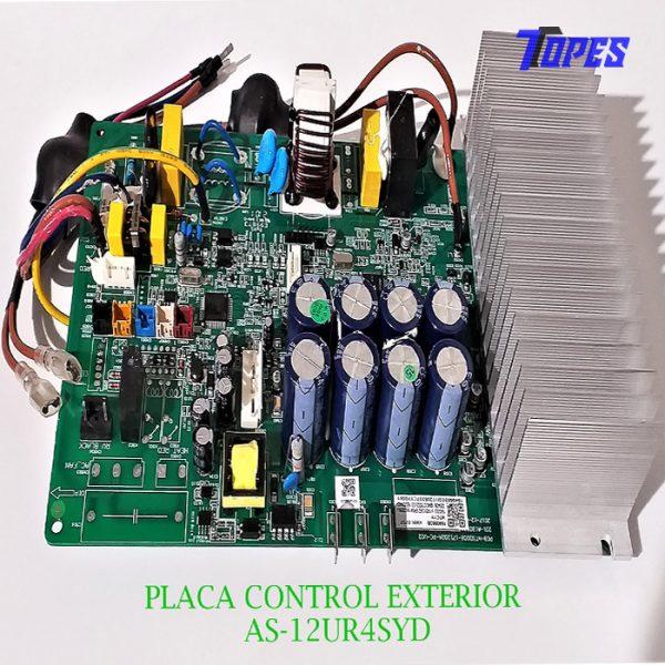 PLACA CONTROL EXTERIOR AS-12UR4SYD