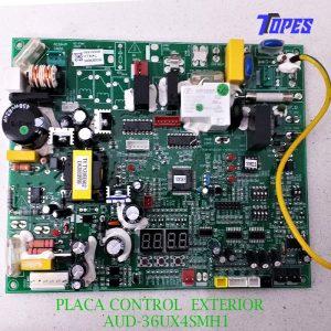 PLACA CONTROL EXTERIOR AUW-36U4SA1