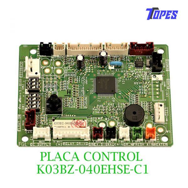 PLACA CONTROL K03BZ-040EHSE-C1