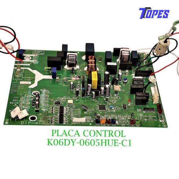 PLACA CONTROL K06DY-0605HUE-C1