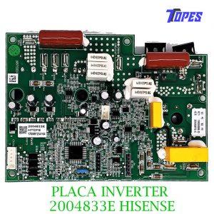 PLACA INVERTER 2004833E HISENSE