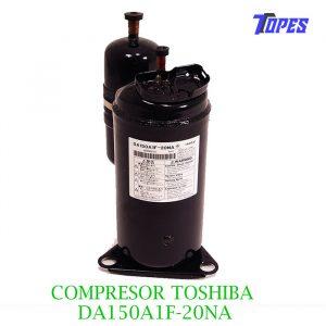 COMPRESOR TOSHIBA DA150A1F-20NA