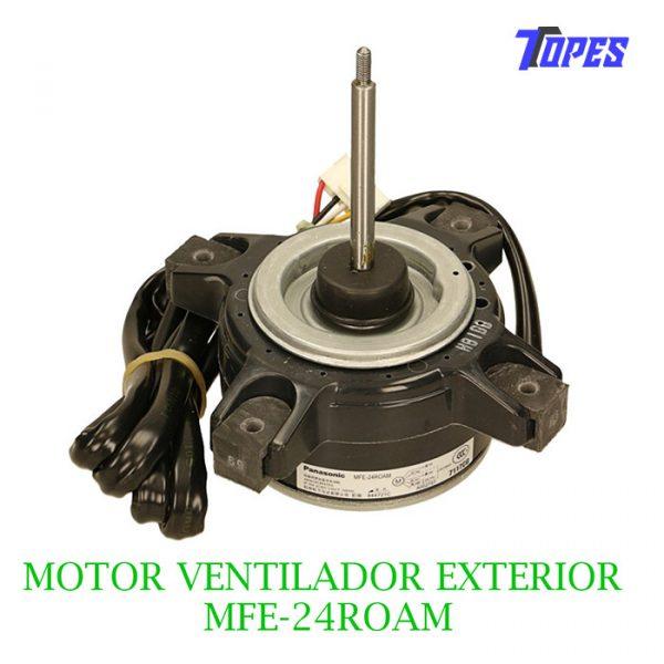 MOTOR VENTILADOR EXTERIOR MFE-24ROAM