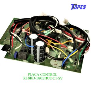 PLACA CONTROL K18RD-1802HUE-C1-SV