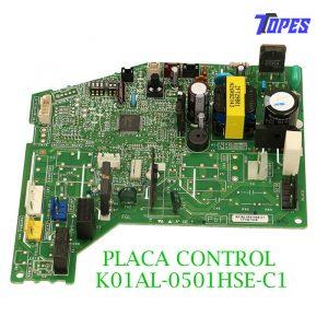 PLACA CONTROL K01AL-0501HSE-C1