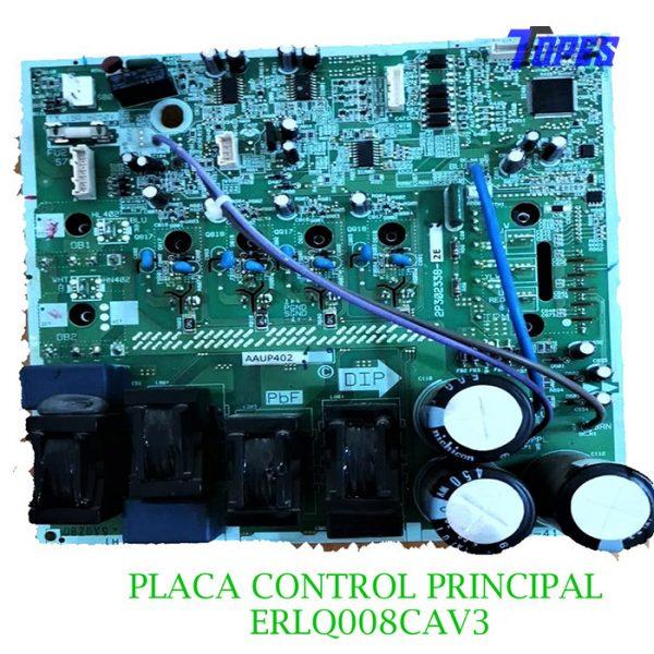 PLACA CONTROL PRINCIPAL ERLQ008CAV3