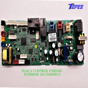 PLACA CONTROL U.INTERIOR 30226000053
