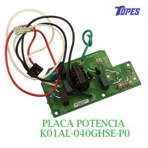 PLACA POTENCIA K01AL-040GHSE-P0