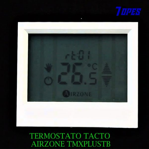 TERMOSTATO TACTO AIRZONE TMXPLUSTB