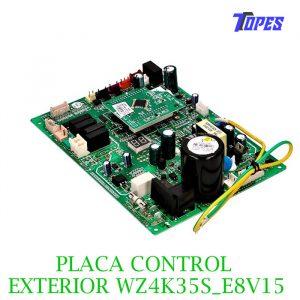 PLACA CONTROL EXTERIOR WZ4K35S_E8V15