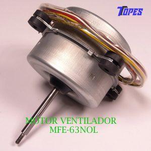 MOTOR VENTILADOR EXTERIOR MFE-63NOL