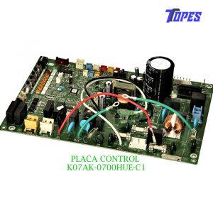 PLACA CONTROL K07AK-0700HUE-C1