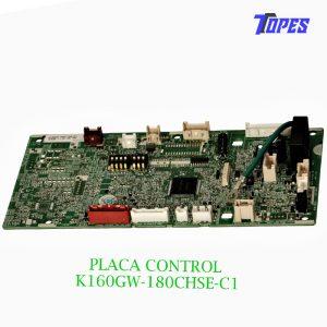 PLACA CONTROL K160GW-180CHSE-C1