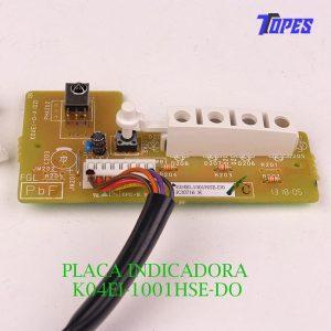 PLACA INDICADORA K04EI-1001HSE-DO