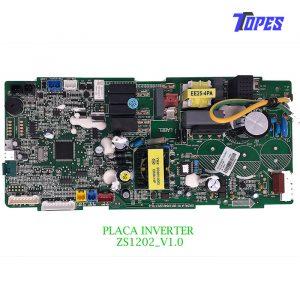 PLACA INVERTER ZS1202_V1.0 GREE