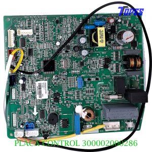 PLACA CONTROL INTERIOR 300002000286